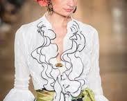 Blusas de flamenca