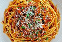 Pasta / Cozy up to your favorite pasta tonight!