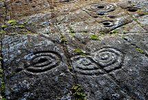 I Semata e le spirali nella Cultura Megalitica Europea