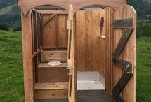 Udvar, kert (Garden) - kerti zuhany (Garden Shower)