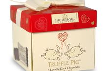 Valentines Day / Our Loveable pig chocolates