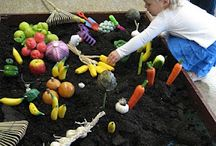 veggies and fruit crafts