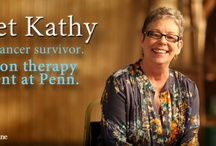 Cancer: Survivor Strong  / Hear and read patient stories about #cancer, how cancer impacts their lives, and their experiences with cancer treatment at Penn Medicine.