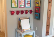 Baby Space / Creating areas for toddlers and babies