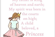 For my princess / by Karyn Bynum