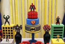Festa - Super Heróis
