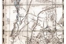 Colonial New England Maps