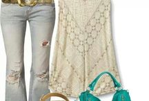 Clothes that Alisa loves and clothes ideas for Melissa's wedding