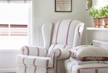 Wing chairs / All things winged back and other chairs I love / by Donna Black