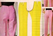 Pattern making and sewing tips