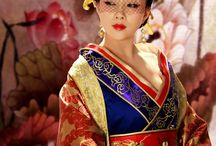 Inspiration - Asian colors
