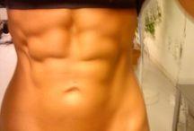 Crazy abs