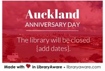 Australia & New Zealand Library Templates / A selection of templates available in LibraryAware designed for libraries in Australia and New Zealand. These templates are in addition to all of our other event and readers' advisory templates.