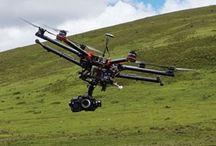Radio Control Drones / Radio Control drones and aerial photography