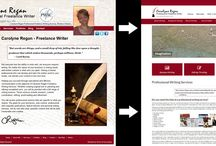 Before and After / Website Makeovers! See what a difference a new website can make.