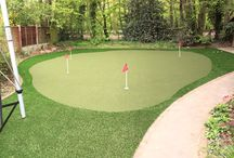 Trulawn Golf / For anyone who loves golf and is thinking about getting a putting green.
