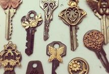 Keys / by Hege Holt