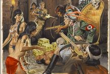 Earl Norem and Rich Oberg collection