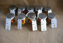 Reusable 4 oz Baby Glass Jars/Wine Glass and More.... / by sabrina purvis