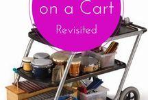 Music on a Cart :(