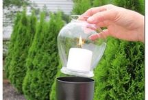 buite lamp