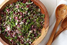 Food: Salads and Sides