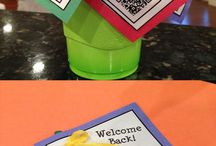 Beginning/End of Year School Gifts / by BobbyandJericca Richardson