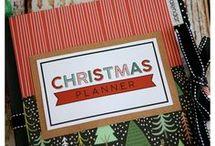 Weihnachten-Organisation