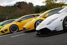 Modern Exotics and Supercars / 1975-present / by Aaron Johnson