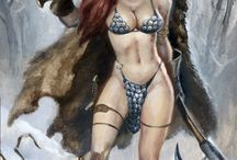 red sonja / bordoressam