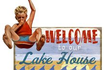 Cottage Signs / Home Away From Home