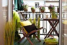 Balcony inspiration