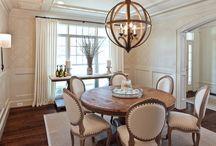 Dining Room   / by Dora Cowan
