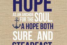 Anchors Away!