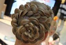 Håropsætning. / Guide til smukt hår
