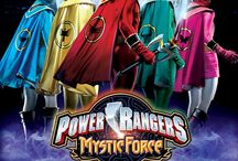 Power Rangers:Mystic Force