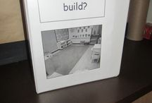 Construction and Structures / Exploration of building, structures, shapes, etc