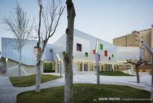 Polycarbonate in architecture _ Policarbonato en arquitectura