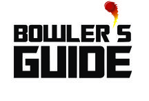 Bowler's Guide  / Sample book design of Cricket bowling.