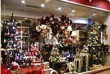 NAVIDAD EN BLANCO AZAHAR / Productos y artículos navideños para decorar, ambientar y llenar de amor unas fechas tan señaladas. Ven a visitarnos a: C/ José Gestoso 17
