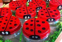 6 anos ladybug