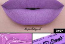 Purple Lipstick