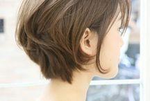 cabellos cortos