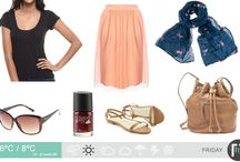 2014 Cape Town Daily Forecasts / Daily weather fashion forecasts for Cape Town