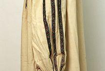 Vintage Romanian blouses