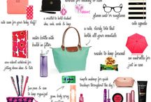 What to have in a handbag