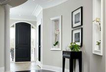 House design colour scheme