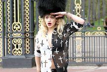 { RITA ORA FOR MATERIAL GIRL } / Рита Ора стала новым лицом бренда Мадонны - Material Girl