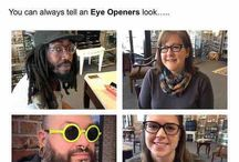 The Eye Openers' Look