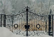 Gates and Doorways / by Carena Dodd